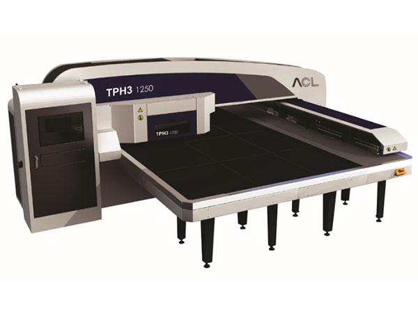 TPS2系列伺服数控转塔冲床