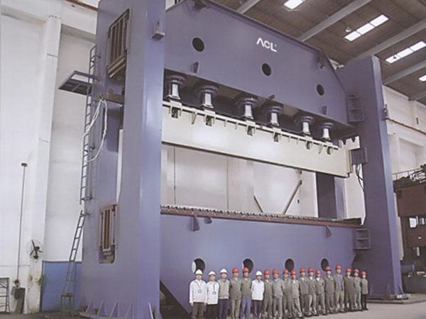 重型折弯机