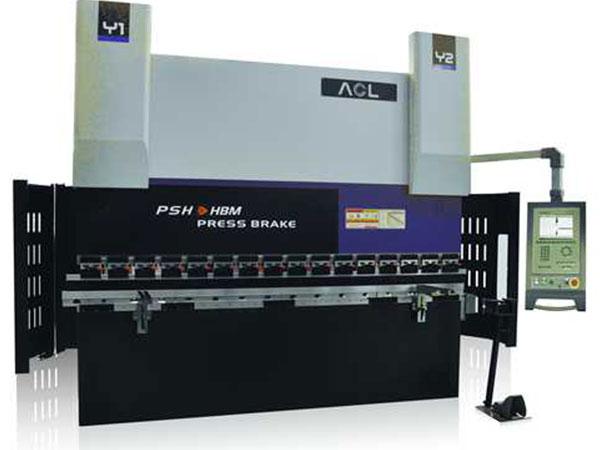 PSH-HBM电液伺服混合驱动泵控折弯机