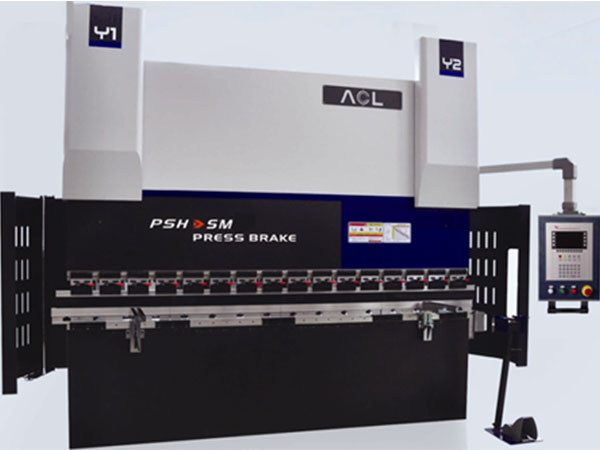 PSH-SE/SM series electro-hydraulic synchronous bending machine