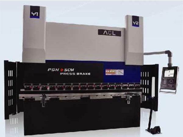 PSH-SCM electro-hydraulic servo CNC bending machine