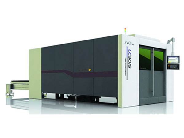 LC3015 series fiber laser cutting machine